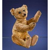 Rare Steiff PB28 Rod Bear, c. 1903/1904