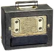 """519: Kofferradio """"Körting: Tourist KS 6230"""", 1937"""