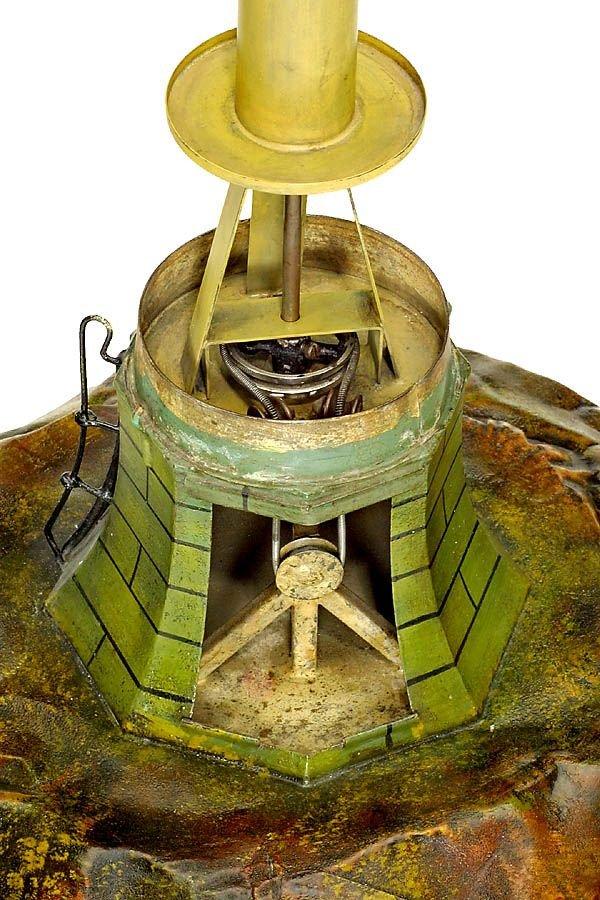 731:Märklin tin toy: Lighthouse,1900-Marklin-Maerklin - 3