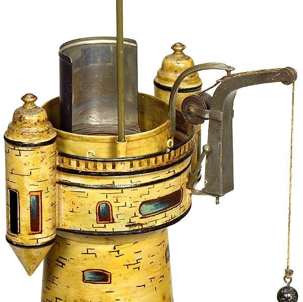 731:Märklin tin toy: Lighthouse,1900-Marklin-Maerklin - 8