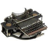 """""""Cash Typograph Typewriter"""", 1888"""