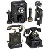 4 Telephones