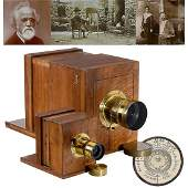 2 Wetplate Sliding-Box Cameras