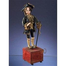 """Marquis"" Musical Automaton, c. 1890"