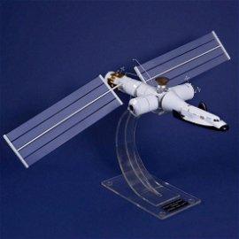 ESA Hermes Spaceplane and European Space Station (ESS)
