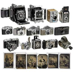 14 Cameras in the Anglo-American Style, c. 1920-60