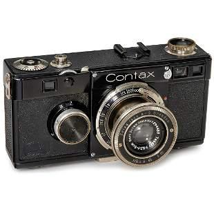 Contax I, Version 2, Summer 1932