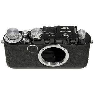 Leica I Converted to IIIa, c. 1928