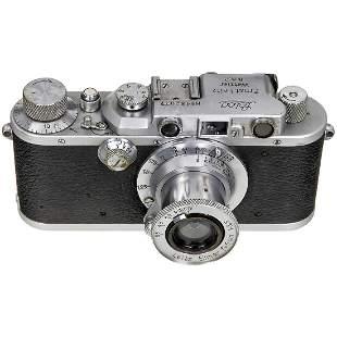 Leica III with Elmar 3,5/ 5 cm, c. 1935