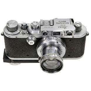 Leica IIIa with Summar 2/5 cm and SELIS, c. 1937