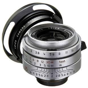 Summicron 2/35 Asph. M39, 2000