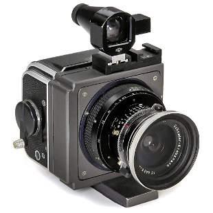 Replica Hasselblad SWC with Super-Angulon 5,6/47 mm