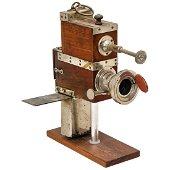 Ferrotype Camera by Eugène Faller, c. 1895