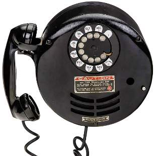 Western Electric Style 320 Explosion-Proof Telephone,