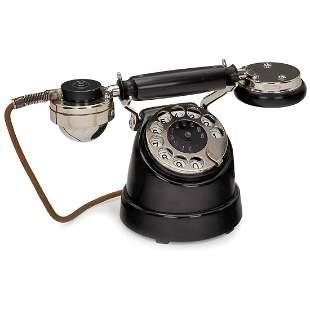 "SA25 ""Cow Hoof"" Table Telephone, c. 1925"