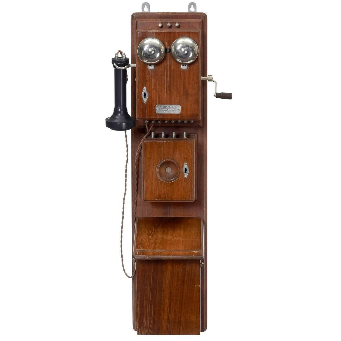 """Limited Edition """"100 Years Bell Telephone"""", c. 1982"""