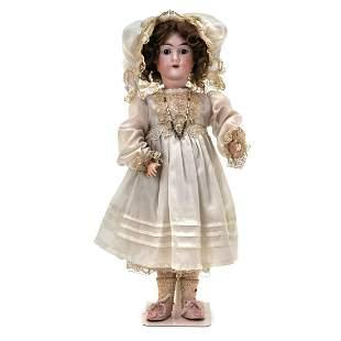 Bisque Child Doll by Max Handwerck, c. 1920