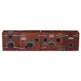 AEG D-Zug Radio Receiver, 1924/25