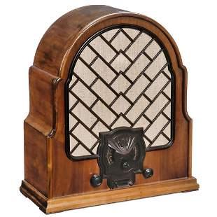 """Telefunken 340 WL"" (Large ""Cat's Head"") Radio, 1932"