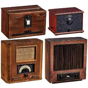 4 Interesting Radio Receivers