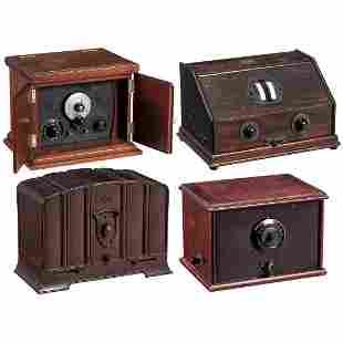 4 Radio Receivers