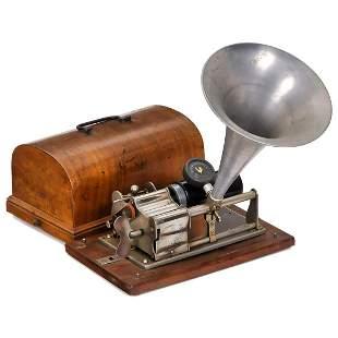 Pathé Aiglon No. 12 Phonograph, 1903