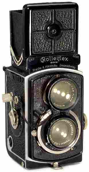 Rollei Rolleiflex 4 x 4, 1931