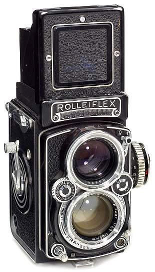 Rollei Rolleiflex 2,8 E, 1956
