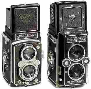 Rollei Rolleiflex und Rolleimagic