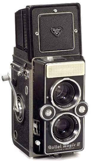 Rollei Rolleimagic II, 1962