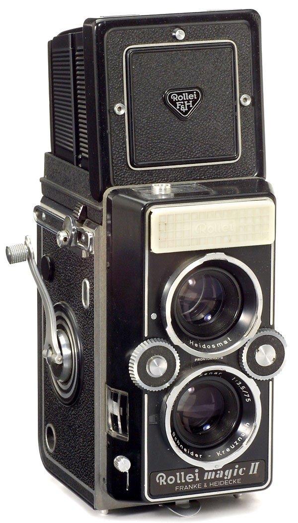 10: Rollei Rolleimagic II, 1962
