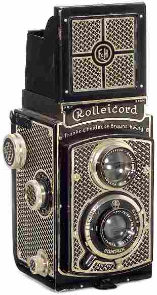Rollei Rolleicord I, 1933
