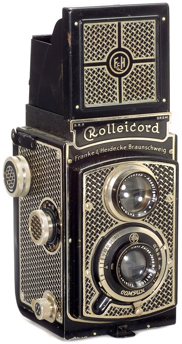 14: Rollei Rolleicord I, 1933