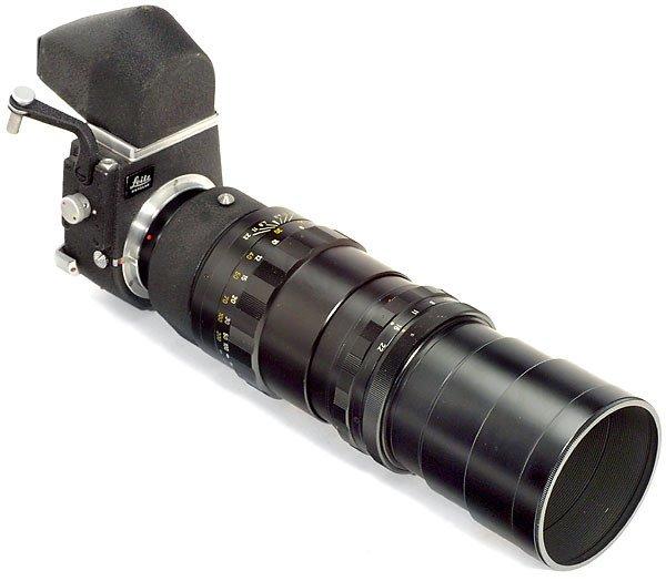 724: Leitz Telyt 4,8/280 for Leica Visoflex