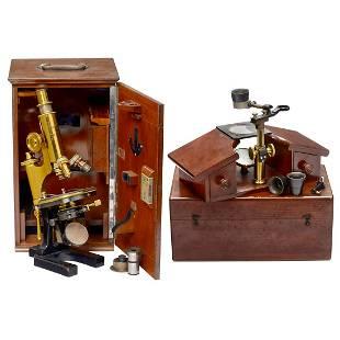 Two Microscopes