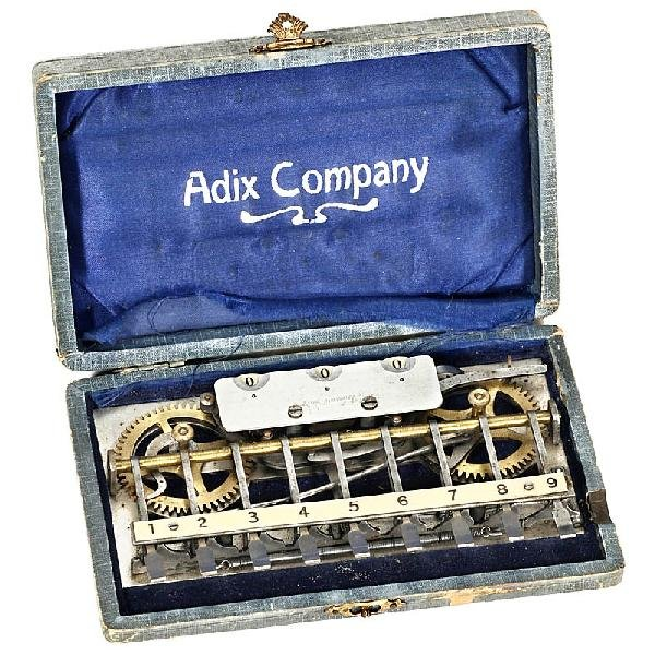 "7: ""Adix Mod. 3"", 1903"
