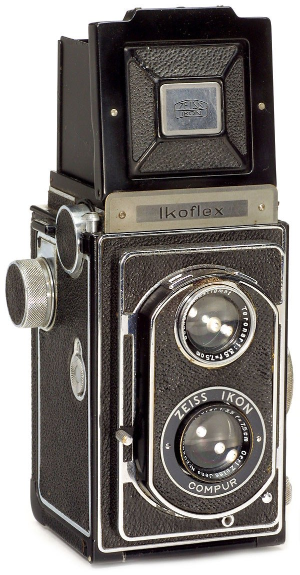 2061: Zeiss-Ikon Ikoflex 852/16, 1938