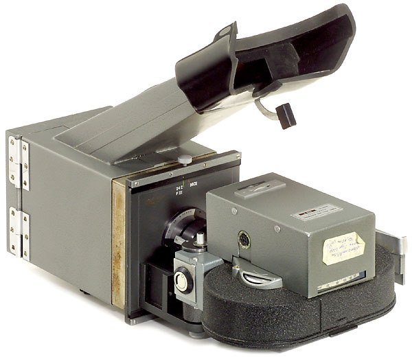 2171: Robot Motor-Recorder F III, 1980