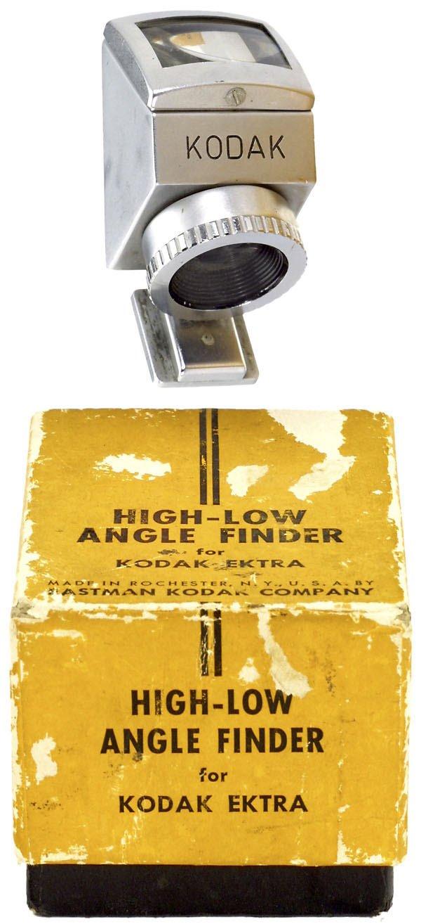2275: High-Low Angle Finder for Kodak Ektra
