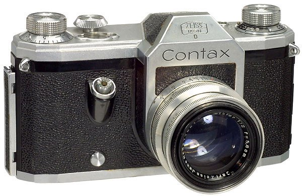 2291: Early Contax S Camera by Zeiss-Ikon