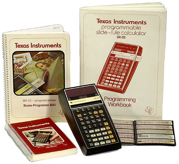 "15: 2 Electronic Calculators  ""Olivetti Logos 55"" ""TI M"