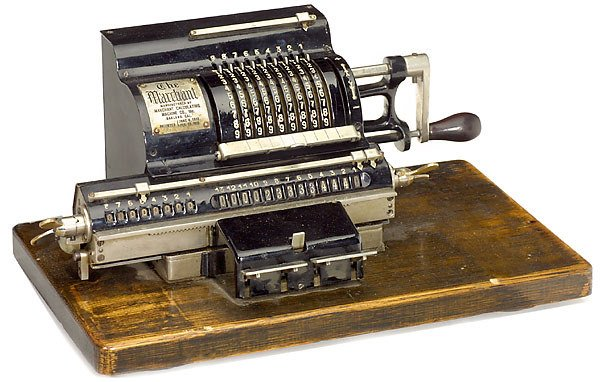 "19: Californian Spokewheel Calculator ""The Marchant"" 19"