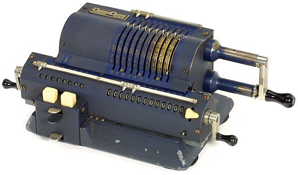 "22: Calculating Machine ""Odhner Mod. 127"""