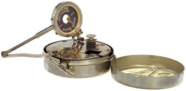 """497: Pocket Gramophone """"Mikiphone"""""""