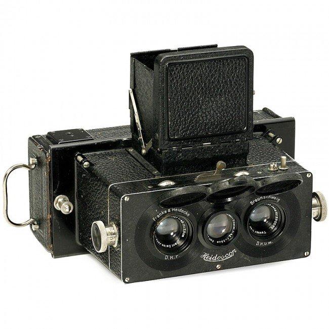 3: Heidoscop 6 x 13 cm, 1931