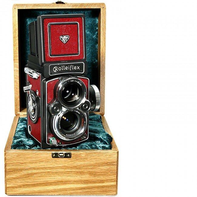 5: Rolleiflex 2,8 FX, no. 100, 2005