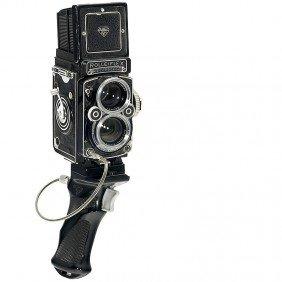 Rolleiflex 2,8 F, 1960