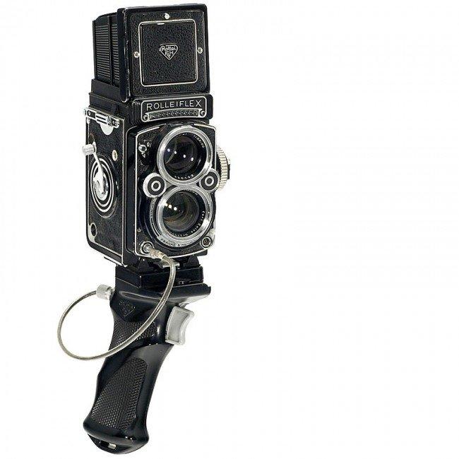 10: Rolleiflex 2,8 F, 1960