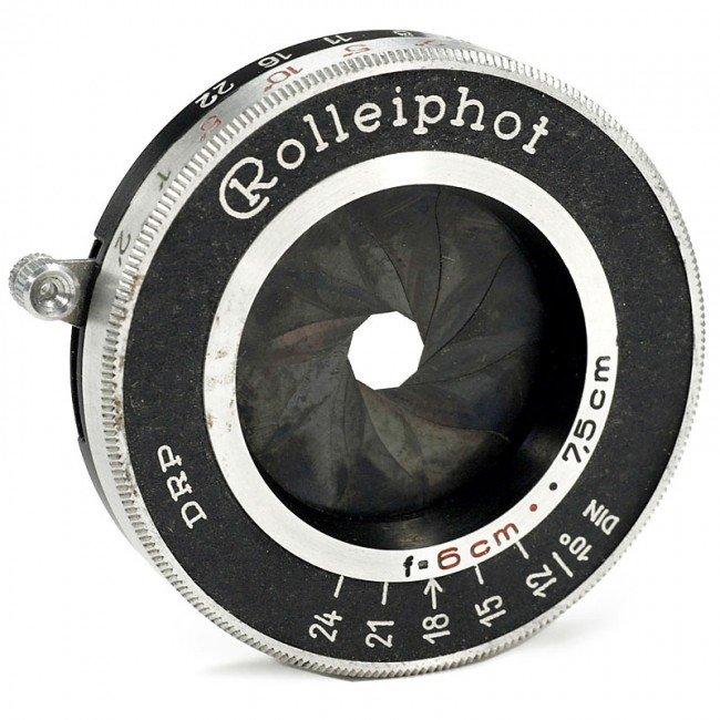 12: Rolleiphot, 1938