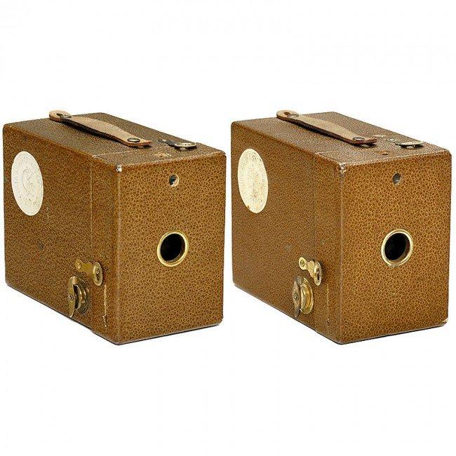 22: 2 x Anniversary Kodak Camera, 1930
